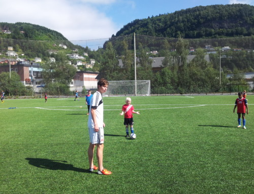 Toppscoreren i Eliteserien frå Øystese