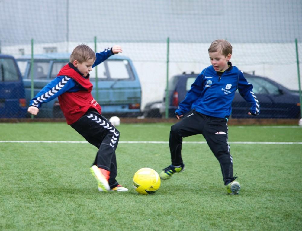 Oppstart treninger 6 åringer