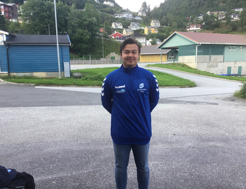 Ny mann i Øystese Fotball