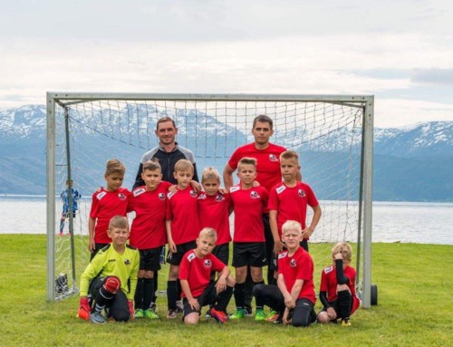 Internasjonal deltaking på Øystese Cup også i 2019