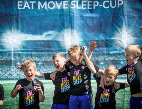Fornya tillit som Eat Move Sleep ambassadør